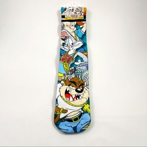Warner Bros Looney Tunes Hip Hop Crew Socks 6-12